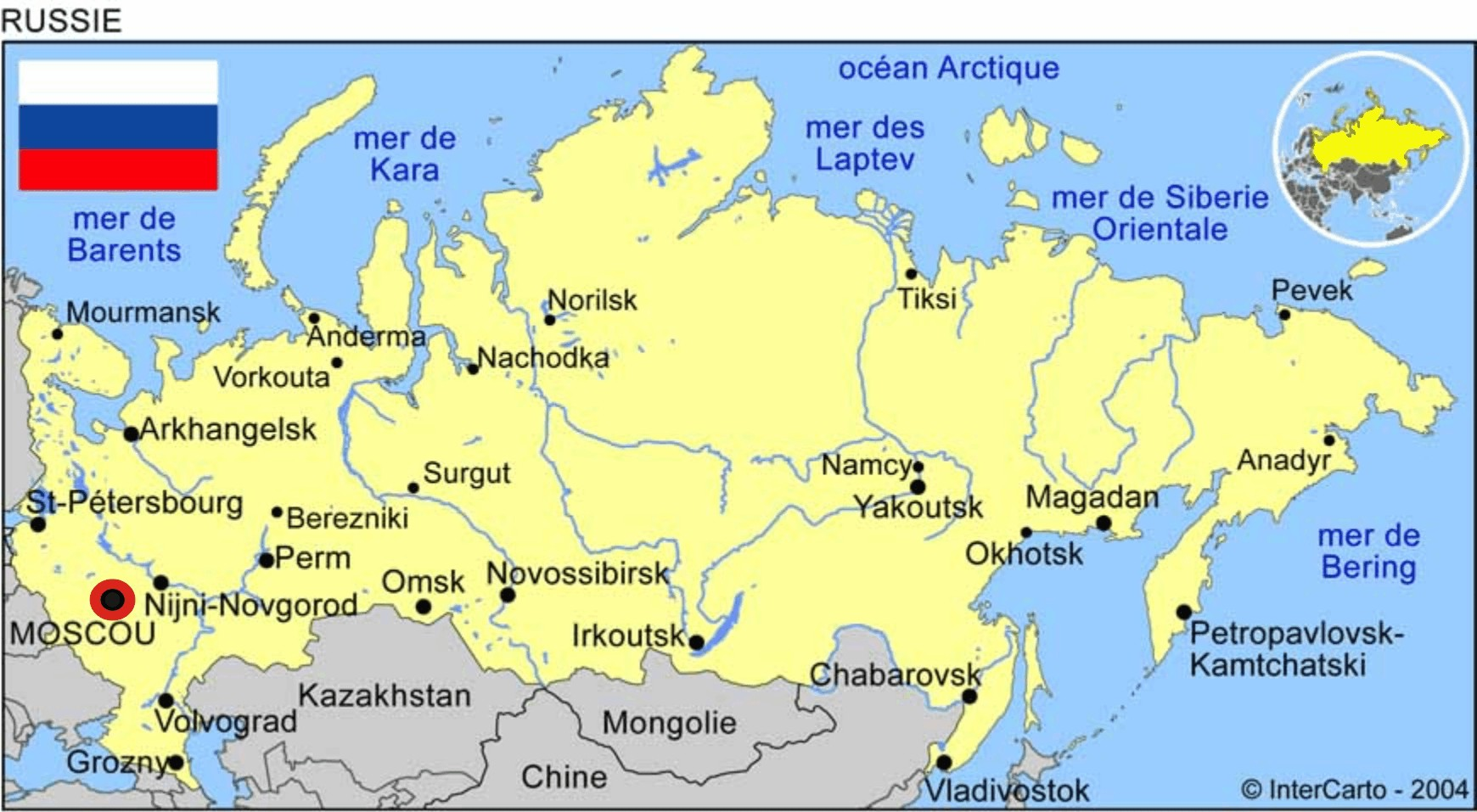 Russie - Office de tourisme moscou ...