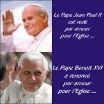 pape est resté