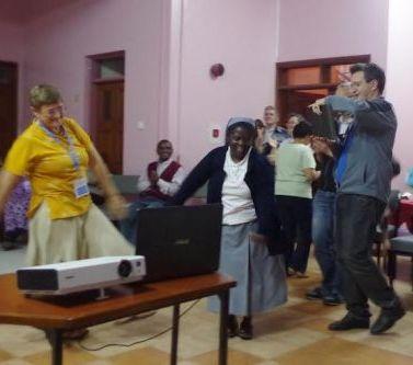 nairobi kenya quand danser rime avec formation. Black Bedroom Furniture Sets. Home Design Ideas